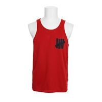 Undefeated Tank Top Red