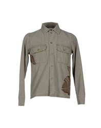 Remi Relief Shirts Shirts Men Military Green