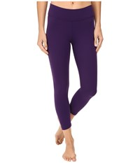 Beyond Yoga Back Gather Legging Deep Iris Women's Workout Blue