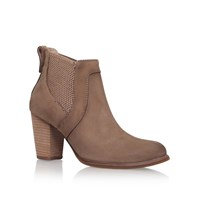 Ugg Cobie High Heel Ankle Boots Brown