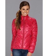 Outdoor Research Filament Jacket Desert Sunrise Mulberry Women's Coat Red