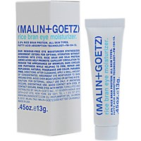 Malin Goetz Men's Rice Bran Eye Moisturizer No Color