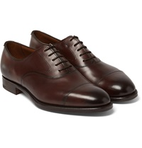 Edward Green Chelsea Leather Oxford Shoes