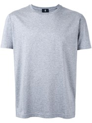 Kent And Curwen Classic T Shirt Grey