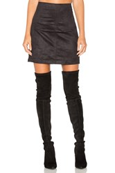 Sanctuary Easy Mod Skirt Black