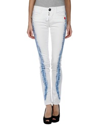 High Jeans White