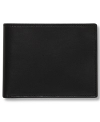Perry Ellis Super Slimfold Wallet Black