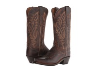 Lucchese Cassidy Chocolate Cowboy Boots Brown