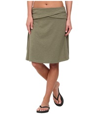Mountain Hardwear Tonga Solid Skirt Mosstone Women's Skirt Green