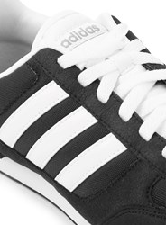 Topman Adidas Neo City Racer Black And White Trainers