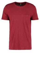United Colors Of Benetton Print Tshirt Red