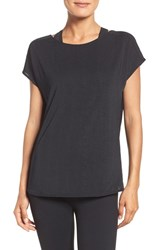 Zella Women's 'Arabesque' Twist Tee