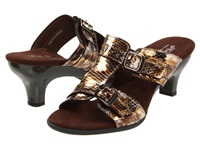 Helle Comfort 14004 Bronze Illinois Women's Sandals