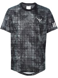 Adidas Originals X White Mountaineering Graphic T Shirt Black