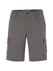 White Stuff Rockland Cargo Short Grey