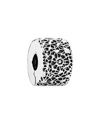 Pandora Design Charm Sterling Silver Layers Of Lace Moments Collection