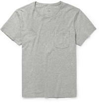 Club Monaco Williams Cotton T Shirt Gray