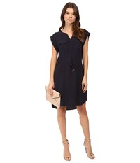 Only Vertigo Short Dress Night Sky Women's Dress Blue