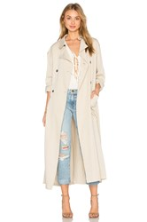 Hoss Intropia Trench Coat Tan