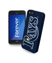 Forever Collectibles Tampa Bay Rays Iphone 5 Case Team Color