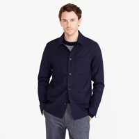 J.Crew Wallace And Barnes Chore Jacket In Italian Wool