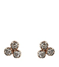Annoushka Dusty Diamonds Trio Earrings Female