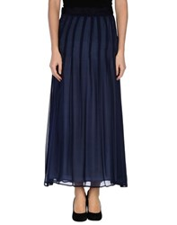 Jucca Skirts Long Skirts Women Blue