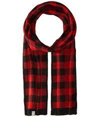 Smartwool Slopestyle Scarf Bright Red Scarves