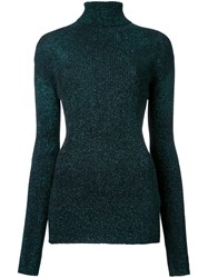 G.V.G.V. Glitter Knit Jumper Green