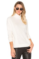 Feel The Piece Chester Sweater White