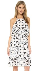 Ella Moss Astra Diamond Dress Cameo