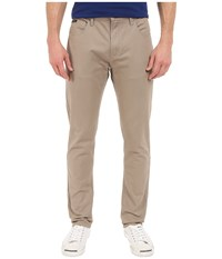 Rvca Daggers Twill Pants Dark Khaki Men's Casual Pants