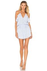Saylor Cory Dress Baby Blue