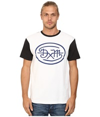 Deus Ex Machina Romero Tee White Men's T Shirt
