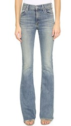 Citizens Of Humanity Fleetwood High Rise Flare Jeans Miramar