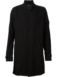 Shadow Project Trench Coat Black