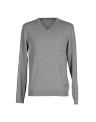 Liu Jo Jeans Knitwear Jumpers Men Grey