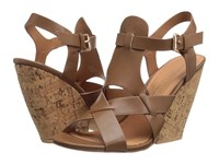 Volatile Clarice Camel Women's Wedge Shoes Tan
