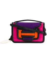 Pierre Hardy 'Alpha' Cross Body Bag Multicolour