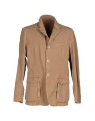 Chinook Suits And Jackets Blazers Men Camel