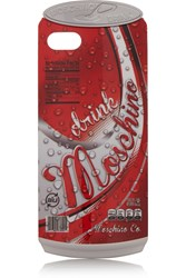 Drink Moschino Iphone 5 Case Red