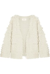 The Great Short Monster Knitted Jacket Cream