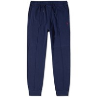 Polo Ralph Lauren Ribbed Track Pant Blue