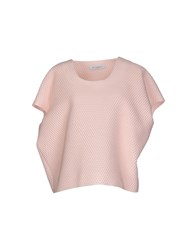 Viktor And Rolf Shirts Blouses Women Light Pink