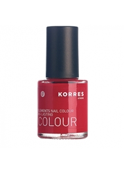 Korres Nail Lacquer Coral Red N A