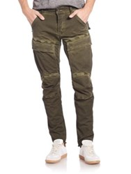G Star Air Defence 3D Slim Fit Jeans Green