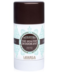 Lavanila Super Sensitive Fragrance Free Deodorant 1.8 Oz