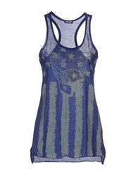 Blauer Topwear Vests Women Blue