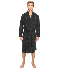 Tommy Hilfiger Cozy Fleece Robe Spruce Men's Robe Green