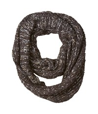 Echo Boucle Loop Black Scarves